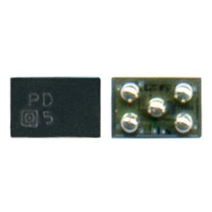 Voltage Regulator Chip LP3987-2.85/4341561 5pin for Nokia 5610, 6151, 6230i, 6233, 6234, 6280, 6288, 6500s, 6600f, 6630, 7280, 7380, 7390 Cell Phones