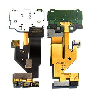 Flat Cable for Nokia 6500s Cell Phone, (for mainboard, with components, with upper keypad module, with camera)