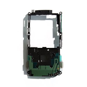 Housing Middle Part for Nokia N95 Cell Phone, (complete, used)
