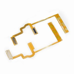 Flat Cable for LG U310 Cell Phone, (for mainboard, with components)
