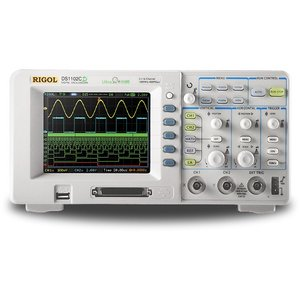 Mixed Signal Oscilloscope RIGOL DS1102CD