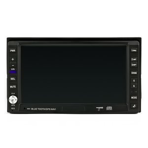 Double DIN Car Entertainment System with TV Tuner