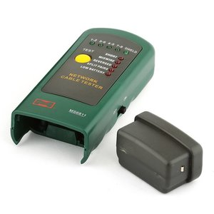 Mastech MS6811 Network Cable Tester