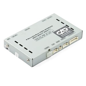 Video Interface for Mercedes-Benz W221 / W204 / W212