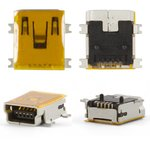 Charge Connector for Motorola A1200, E380, E680, E770, K1, K2, V360, V3x, V3xx, W220, Z3, Z6 Cell Phones