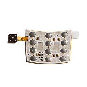 Keyboard Module for Samsung D900 Cell Phone, (bottom)