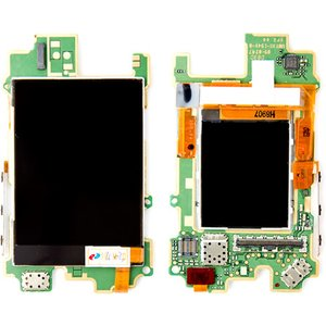 LCD for Nokia 6650f Cell Phone, (complete)