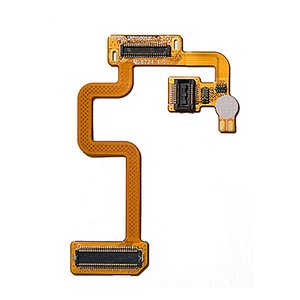 Flat Cable for LG KP202 Cell Phone, (for mainboard, with components)