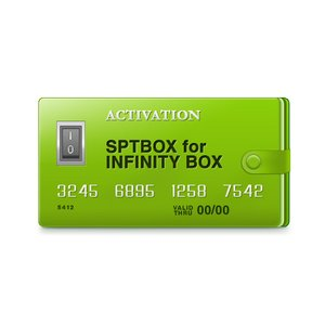 SPT-Box Activation for Infinity-Box/Dongle, BEST Dongle