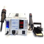 Lead-Free Hot Air Soldering Station AOYUE 2702A+  (110 V)