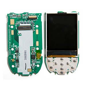 LCD for Fly SL300 Cell Phone, (with board, Original)