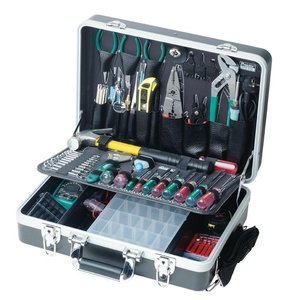 Professional Field Engineer's Tool Kit Pro'sKit 1PK-850B