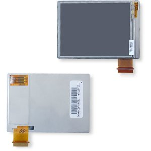 LCD for Asus P526, P527, P750; Gigabyte GSmart E600, i350 Cell Phones, (with touchscreen)