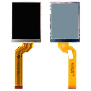 LCD for Panasonic FS3, FS35, FS5, FX35, FX36 Digital Cameras, (in frame)