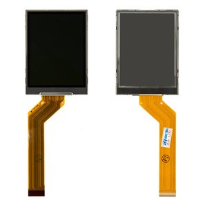 LCD for Panasonic FX10, FX12 Digital Cameras, (in frame)