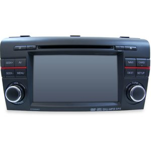 FlyAudio E7026Navi Navigation and Entertainment System for Mazda 3 Series