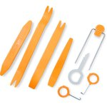 Car Door Panel Removal Tool Kit V011 (8 pcs.)