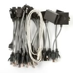 Pegasus Box Cable Set for Samsung (19 pcs.)