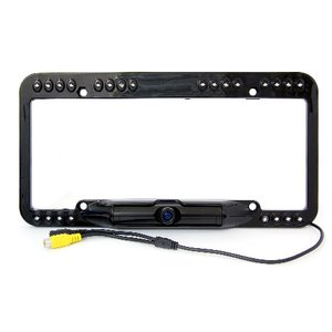 USA License Plate Frame Car Camera (GT-S663)
