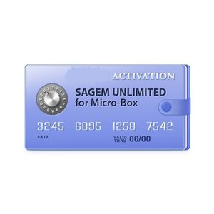 Micro-Box: Sagem Unlimited Unlock Activation