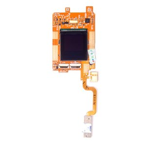 Flat Cable for Samsung Z300 Cell Phone, (for mainboard, with small lcd, with components)