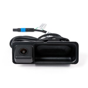 Tailgate Handle Rear View Camera for BMW 3 / 5 Series