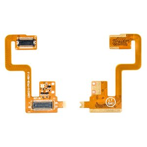 Flat Cable for LG MX210 Cell Phone, (for mainboard, with components)