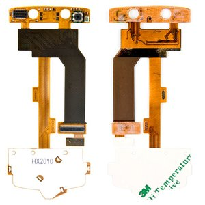 Flat Cable for Nokia 6210n Cell Phone, (for mainboard, with upper keypad module, with camera)