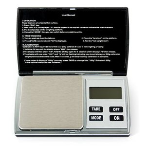 Digital Pocket Scale Hanke YF-W5 (300g/0.05g)