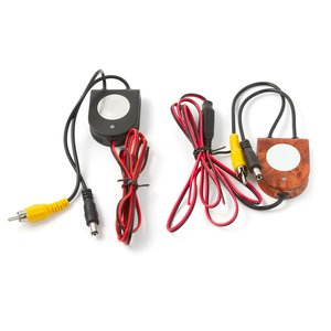 Transmitter and Receiver for Wireless Car Camera