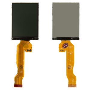 LCD for Panasonic DMC F2, FS42 Digital Cameras, (without frame)