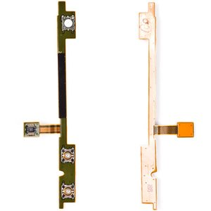 Flat Cable for Nokia N79 Cell Phone, (sound button, with components)