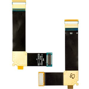 Flat Cable for Samsung C6112 Cell Phone, (for mainboard, with components)