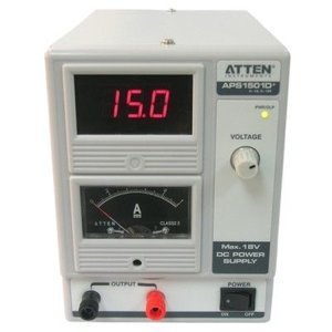 Regulated Power Supply Unit Atten APS1502D