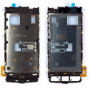 Keyboard Module for Nokia X6-00 Cell Phone, (with middle part)