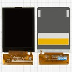 LCD for China-Nokia E71 Mini, N8 Mini, N95 Mini Cell Phones, (37 pin, (64*46)) #FPC-Y26020T-A