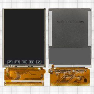 LCD for China-Nokia E71 Mini, N8 Mini, N95 Mini, TV302 Cell Phones, (with touchscreen, 37 pin, (64*46)) #TFT8K1201FPC-A2-E/TFT8K1971FPC-A2-E/LJ-260370T-FPC-C/FPC-SH9710/TFT8K1403FPC-A1-E
