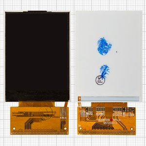 LCD for China-Nokia 6300, 6700, 6700TV, 6800, 6800TV Cell Phones, (39 pin, (51*38)) #QST2D0012/HT020-699A V2/FPCST020B6C-D30 VER1