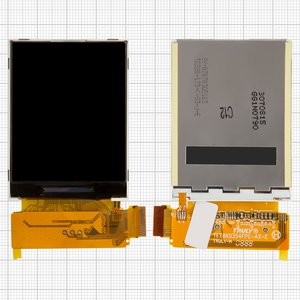 LCD for China-Cect A912, A933, B898; China-ZTC ZT830 Cell Phones, (33 pin, (55*41)) #TFT-8K0354-FPC-A1-E/TFT8K1296FPC-A1-E
