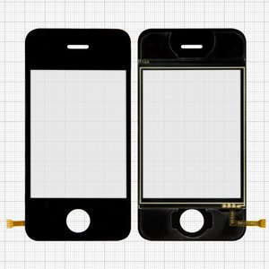 Touchscreen for China-iPhone 3g, 3gs Cell Phones, (81 mm, type 5, (108*54mm), (65*48mm))