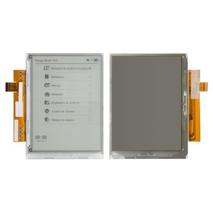 "LCD for PocketBook 301; Sony PRS-500 E-Readers, (6"", (800x600)) #ED060SC4"