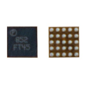MMC Regulator Microchip IP4852CX25LF/4346635 25pin for Nokia 5610, 6267, 6500s, 7390 Cell Phones