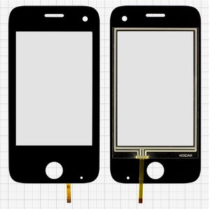Touchscreen for China-iPhone 4, 4s Cell Phones, (86 mm, (111*57mm), (71*48mm)) #NAQ34