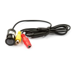 Universal Car Front View Camera (diameter 18.5 mm)