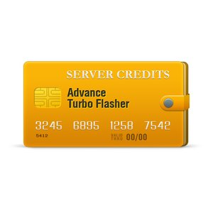 Advance Turbo Flasher Network Credits