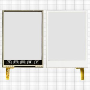 Touchscreen for China-Nokia E71 Mini, N8 Mini, N95 Mini, TV302 Cell Phones, (79 mm, type 4, (64 mm * 46 mm))