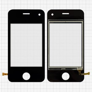 Touchscreen for China-iPhone 4, 4s Cell Phones, (83 mm, type 1, (112*57mm), (67*49mm)) #YH-01