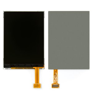 LCD for Nokia 202 Asha, 206 Asha, 300 Asha, 301, C3-01, X3-02 Cell Phones