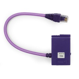 ATF/Cyclone/JAF/MXBOX HTI/UFS/Universal Box F-Bus cable for Nokia 7230 (purple)