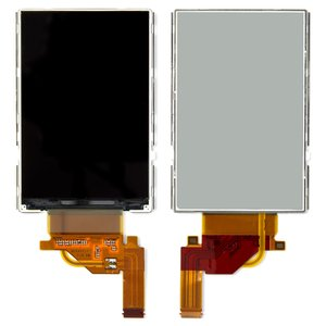 LCD for Sony Ericsson E15i, X8 Cell Phones